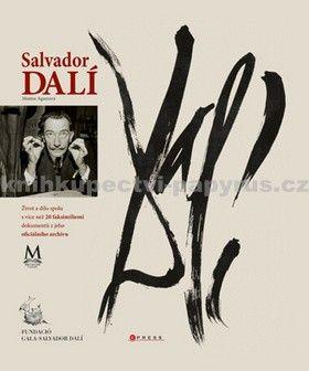Montse Aquerová: Salvador Dalí cena od 721 Kč