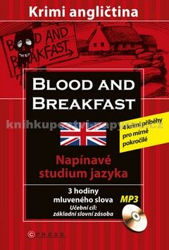 Alison Romer, Andrew Ridley: Blood and Breakfast cena od 229 Kč