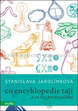 Stanislava Jarolímková: Co encyklopedie tají cena od 108 Kč