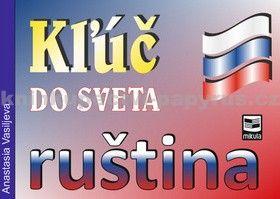 Anastasia Vasiljeva: Kľúč do sveta - ruština cena od 141 Kč