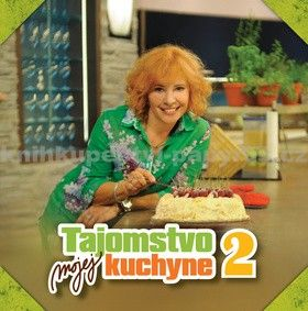 Kamila Magálová: Tajomstvo mojej kuchyne 2 cena od 249 Kč
