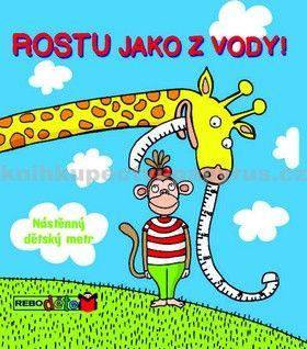 REBO Productions Rostu jako z vody! cena od 63 Kč