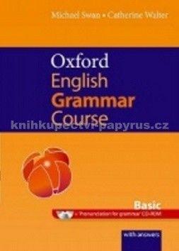 Swan Michael, Walter Catherine: Oxford English Grammar Course - Basic cena od 335 Kč