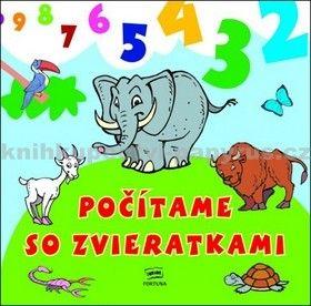 Fortuna Junior Počítame so zvieratkami cena od 0 Kč