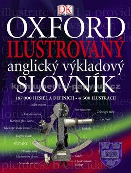 Oxford - Ilustrovaný anglický výkladový slovník cena od 1198 Kč