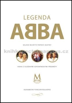 Elisabeth Vincentelli: Legenda ABBA cena od 673 Kč