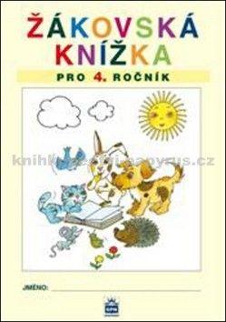 SPN-pedagogické nakladatelství Žákovská knížka pro 4. třídu cena od 15 Kč