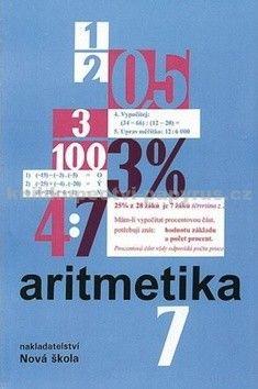 NOVÁ ŠKOLA Aritmetika 7 učebnice cena od 65 Kč