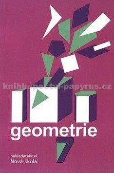 NOVÁ ŠKOLA Geometrie 7 učebnice cena od 53 Kč