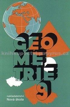 NOVÁ ŠKOLA Geometrie 9 učebnice cena od 53 Kč