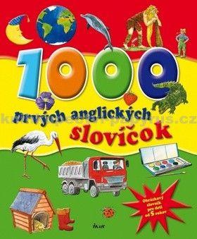 IKAR 1000 prvých anglických slovíčok cena od 236 Kč