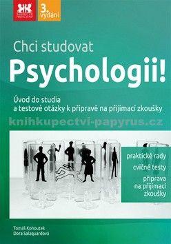 Tomáš Kohoutek, Salaquardová Dora: Chci studovat Psychologii! cena od 34 Kč