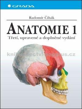Radomír Čihák: Anatomie 1. cena od 1477 Kč