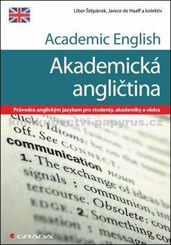 Libor Štěpánek: Akademická angličtina cena od 254 Kč