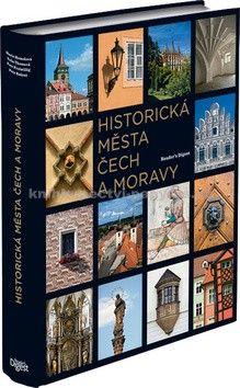 Soňa Thomová, Marie Homolová: Historická města Čech a Moravy cena od 630 Kč