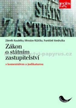 Zdeněk Koudelka, Miroslav Růžička, František Vondruška: Zákon o státním zastupitelství cena od 435 Kč