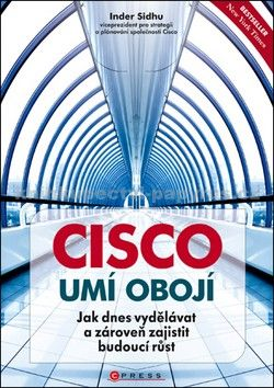 Inder Sidhu: Cisco umí obojí cena od 182 Kč