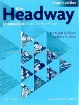 Liz Soars, John Soars, E. Paulerová: New Headway Intermediate Maturita Workbook cena od 224 Kč