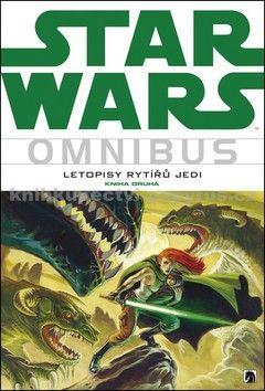 Kevin J. Anderson, Tom Veitch: Star Wars Omnibus: Letopisy rytířů Jedi 2 cena od 671 Kč