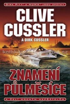 Dirk Cussler, Clive Cussler: Znamení půlměsíce cena od 200 Kč