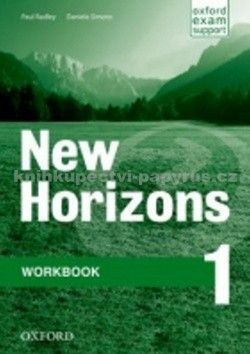 Oxford University Press New Horizons 1 Workbook cena od 179 Kč