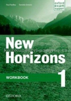 Oxford University Press New Horizons 1 Workbook cena od 187 Kč