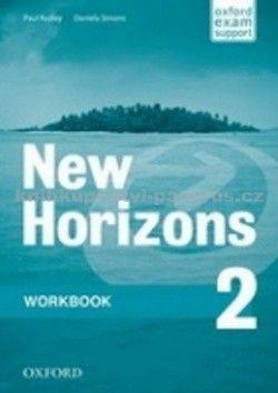 Oxford University Press New Horizons 2 Workbook cena od 179 Kč