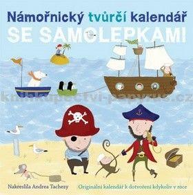Patagonie Námořnický tvůrčí kalendář cena od 167 Kč