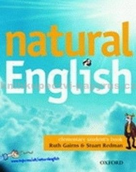 Oxford University Press Natural English Elementary Student's Book cena od 388 Kč