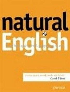 Oxford University Press Natural English Elementary Workbook with Key cena od 254 Kč