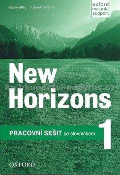 Paul Radley: New Horizons 1 Pracovní sešit - Paul Radley cena od 187 Kč