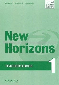 Oxford University Press New Horizons 1 Teacher's Book cena od 512 Kč
