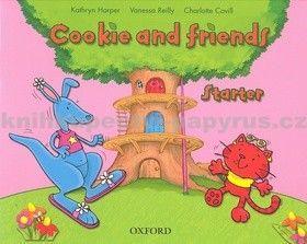 Vanessa Reilly: Cookie and friends Starter cena od 170 Kč