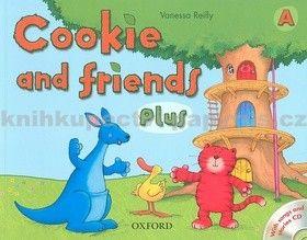 Vanessa Reilly: Cookie and friends Plus A cena od 230 Kč