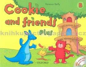 Vanessa Reilly: Cookie and friends Plus B cena od 230 Kč