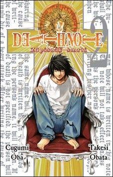 Óba Cugumi, Obata Takeši: Death Note - Zápisník smrti 2 cena od 130 Kč