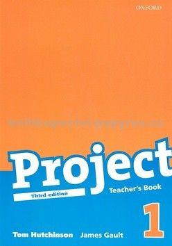 Tom Hutchinson: Project the Third Edition 1 Teacher´s Book cena od 380 Kč