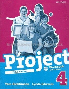 Oxford University Press Project 4 Workbook with CD-ROM cena od 200 Kč