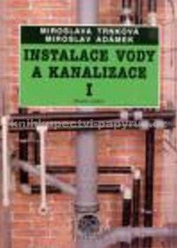 M. Adámek: Instalace vody a kanalizace I cena od 167 Kč