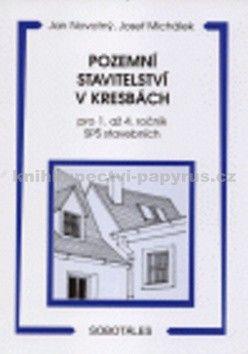 Novotný J., Michálek J.: Pozemní stavitelství v kresbách pro 1. - 4.r. SPŠ stavebních cena od 160 Kč