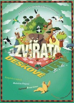 Kolektiv autorů: Zvířata - Deskové hry