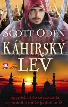 Scott Oden: Káhirský lev cena od 99 Kč
