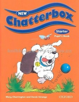 Oxford University Press New Chatterbox Starter Pupil's Book cena od 227 Kč