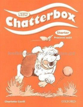 Strange Derek: New Chatterbox Starter Activity Book CZ cena od 166 Kč