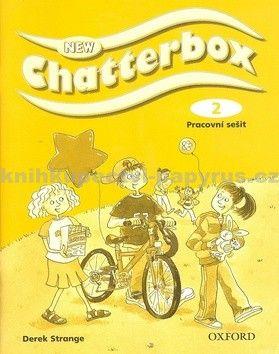 Strange Derek: New Chatterbox 2 Pracovní sešit - Strange Derek cena od 179 Kč