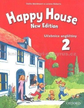 Maidment Stella: Happy House 2 New Edition Class Book CZ cena od 206 Kč