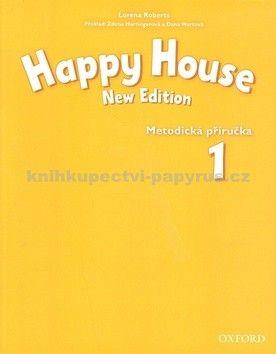 Oxford University Press Happy House 1 New Edition Metodická příručka cena od 327 Kč