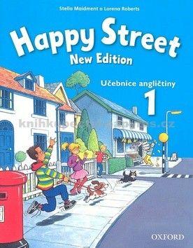 Maidment Stella: Happy Street New Edition 1 Učebnice Angličtiny cena od 229 Kč