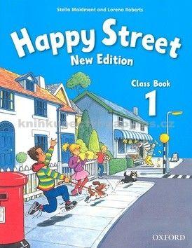 Oxford University Press Happy Street 1 New Edition Class Book cena od 229 Kč