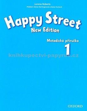 Maidment Stella: Happy Street New Edition 1 Metodická Příručka cena od 327 Kč